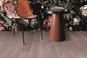 Drewniana podłoga z Podlasia