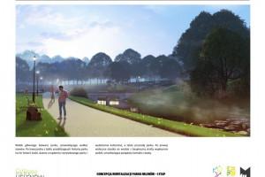 Co z rewitalizacją parku Helenów? Łódź walczy o dofinansowanie