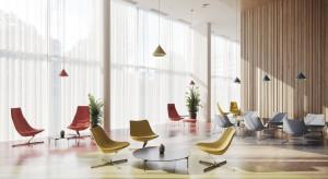 Lekkość i finezja. Z myślą o strefach relaksu, hotelowych lobby i przestrzeniach dla gości