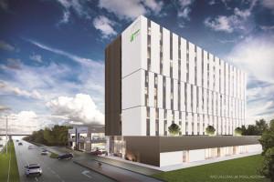 Nowy aparthotel na pograniczu Wrzeszcza i Oliwy w Gdańsku