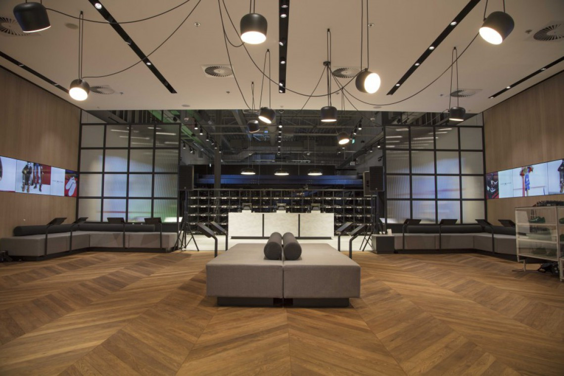 To będzie największy i najnowocześniejszy salon eobuwie.pl w Polsce