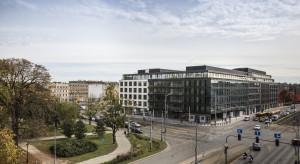Jeden z największych biurowców w Łodzi otwarty! To projekt OP Architekten