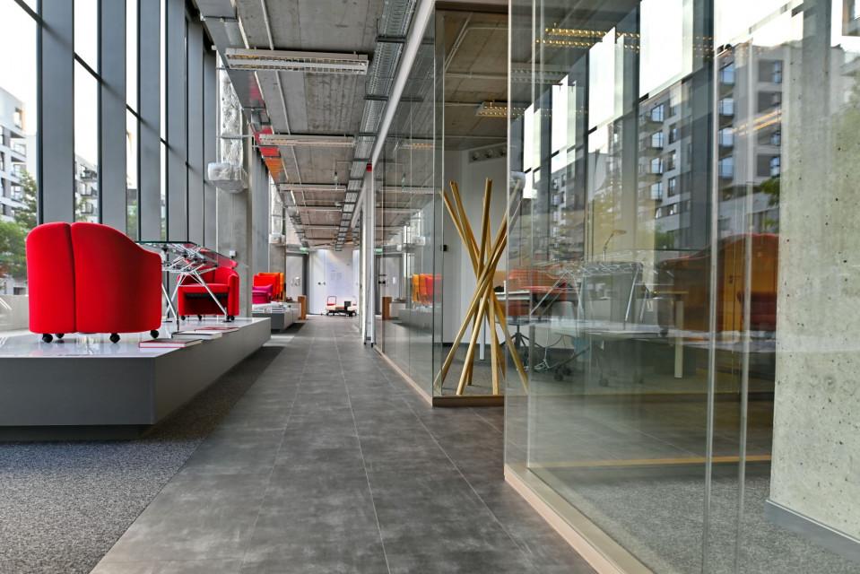 Oto nowy showroom Tecno w Polsce  Zaglądamy do środka! - Design
