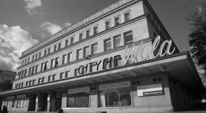 CityFit neonem oddaje cześć budynkowi PDT na Woli