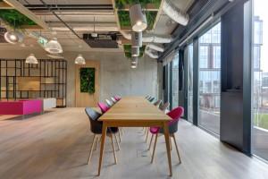 Największe wyzwanie w projekcie coworku? Design