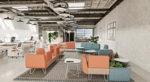 Biophilic design, czyli zieleń w przestrzeni biurowej