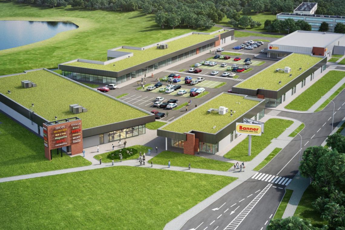 Park Handlowy Głowno czeka rozbudowa
