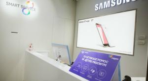 Warszawski showroom Samsunga na ustach wielu