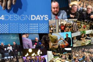 Jedyne takie wydarzenie o architekturze i designie w tej części Europy. Zapraszamy na IV edycję 4 Design Days!