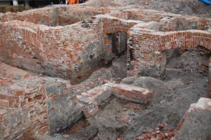 Cenne odkrycia pod Bulwarami Książęcymi