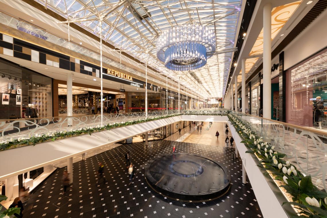 Oto najnowszy efekt designerskiej transformacji Atrium Promenada