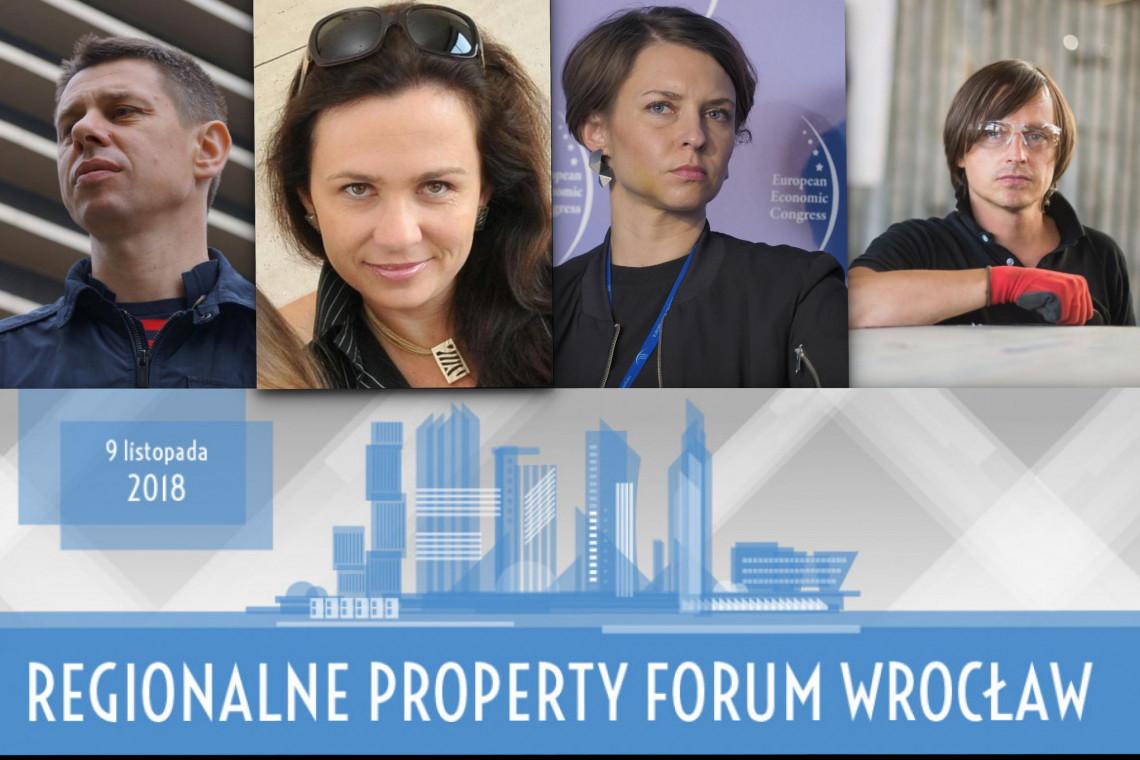 Work & Leisure Talks podczas Property Forum Wrocław już 9 listopada!