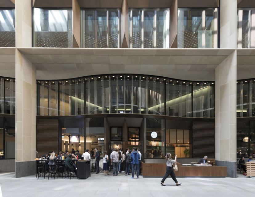 Nagroda Stirlinga 2018 dla Foster + Partners. Doceniono siedzibę firmy Bloomberg