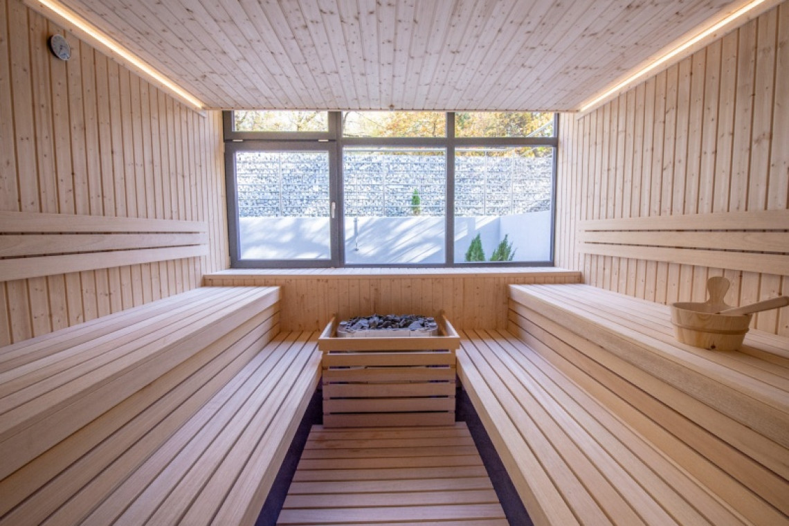 Nowe sauny czekają na warszawiaków