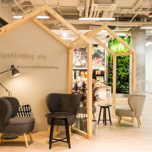Ponad 700 firm i 60 tys. mkw. zaaranżowanych biur w rok. Architektom rośnie konkurencja w postaci Centrum IKEA dla Firm