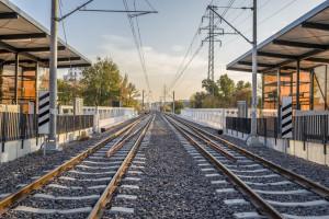 Nieoczekiwane znalezisko, nowe przystanki kolejowe i tory. Tak powstaje kolejowa obwodnica Warszawy