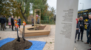 Pierwszy etap prac w Ogrodach Polsko-Niemieckich zrealizowany