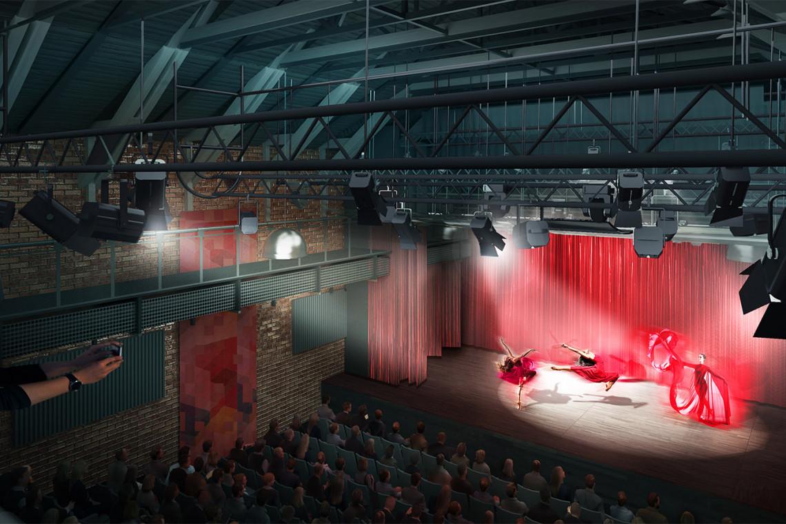 Pofabryczna przestrzeń zmieni się w teatr. To będzie wyjątkowe miejsce w Łodzi!