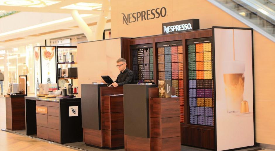 Nowy pop-up Nespresso po drugiej stronie Wisły