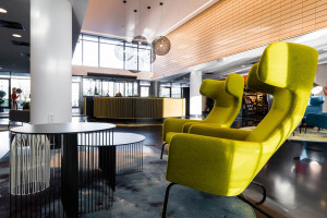 Lobby biurowe na miarę XXI wieku