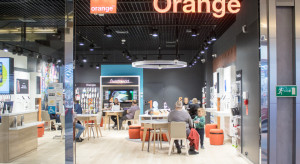 Odświeżony Orange w Focus Mall Zielona Góra