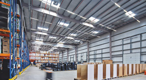 Coraz więcej sklepów spożywczych w LED-ach