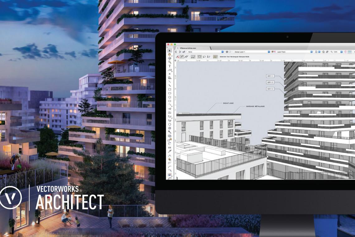 Premiera Vectorworks 2019: nowa wersja oprogramowania do projektowania BIM