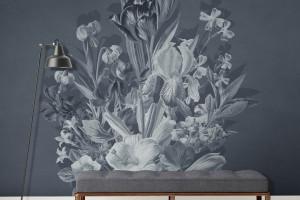 Kwiaty, kamień, a może plastry miodu? Poznaj najmodniejsze tapety sezonu
