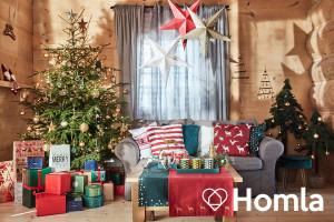 Święta według Homla. Moc inspiracji!