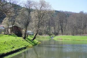 Remont Kuźni Wodnej w Oliwie