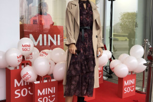 Zobacz, jak wyglądało wielkie otwarcie Miniso. To pierwszy salon w Warszawie