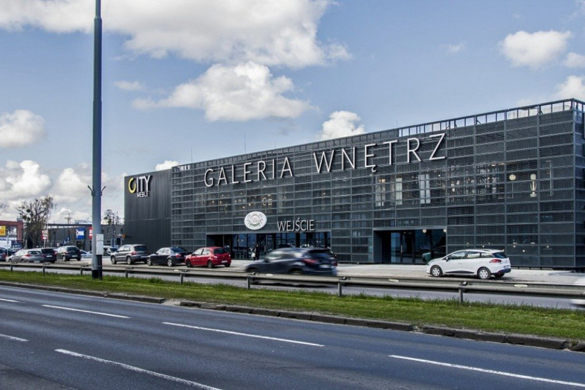 Galeria City Meble w duchu zrównoważonego rozwoju
