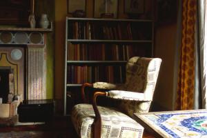 Dom Virginii Woolf inspiracją dla projektantki. Stworzyła wysmakowaną paletę kolorów