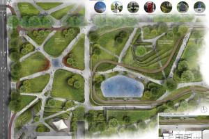 Zielony Park Centralny w Gdyni. Znamy więcej szczegółów