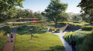 Nowy przetarg na drugi etap Parku Centralnego w Gdyni