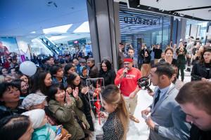 LPP debiutuje w Kazachstanie. Zobacz, jak wyglądało wielkie otwarcie salonu Reserved