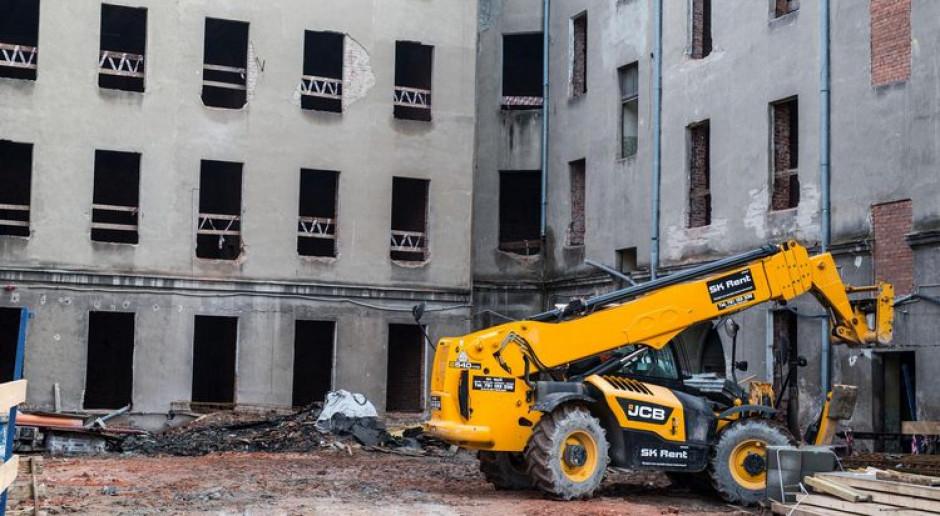 W ramach rewitalizacji obszarowej powstaje najnowocześniejsza biblioteka w Łodzi