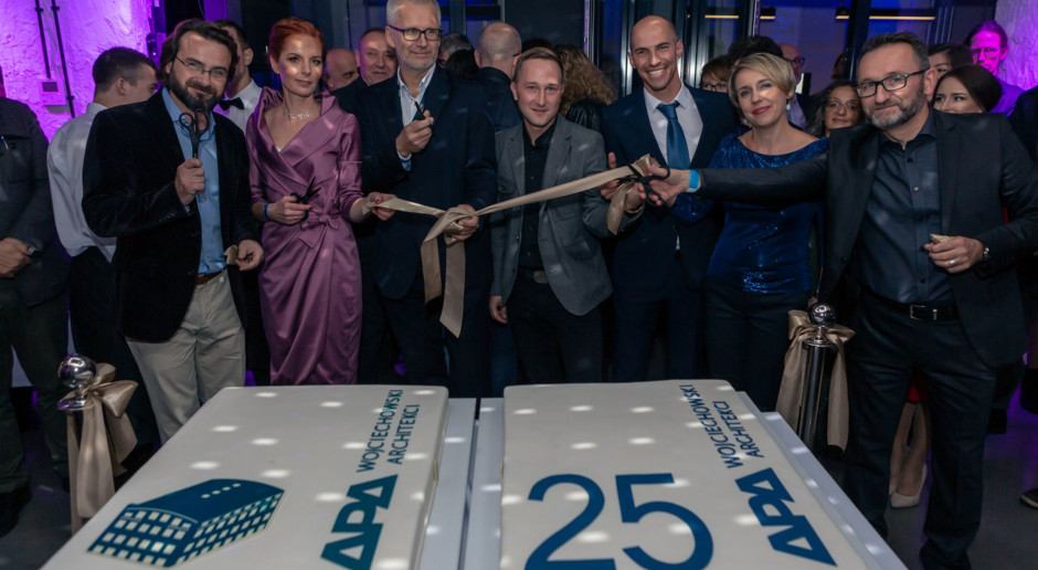 APA Wojciechowski Architekci świętują 25 urodziny