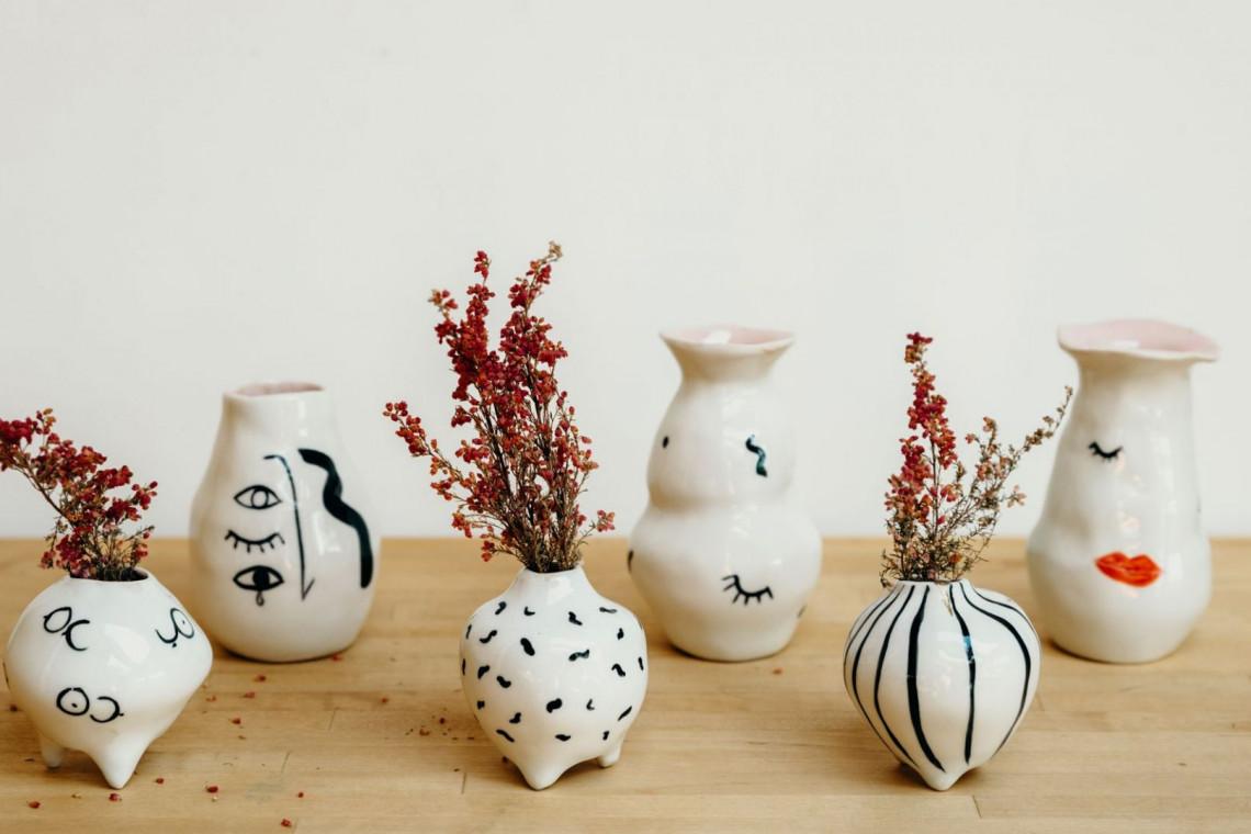Ceramika z Japonii - oto ręcznie wykonane kolekcje