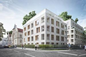 Echo Investment odnowi XIX-wieczny pałacyk w centrum Wrocławia. Maćków Pracownia Projektowa za architektonicznymi sterami