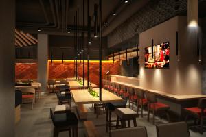 Pierwsza w Polsce restauracja Ramen Shop Menya Musashi. Wielkie otwarcie w Blue City