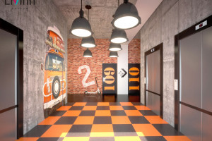 Strefa gier, sala kinowa i designerskie pokoje. Tak zamieszkają studenci w Akademik Livinn Kraków