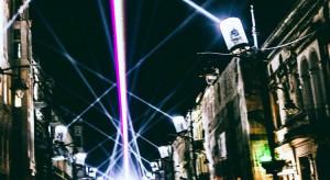 Łódzki Festiwal Światła z wyjątkowym pokazem