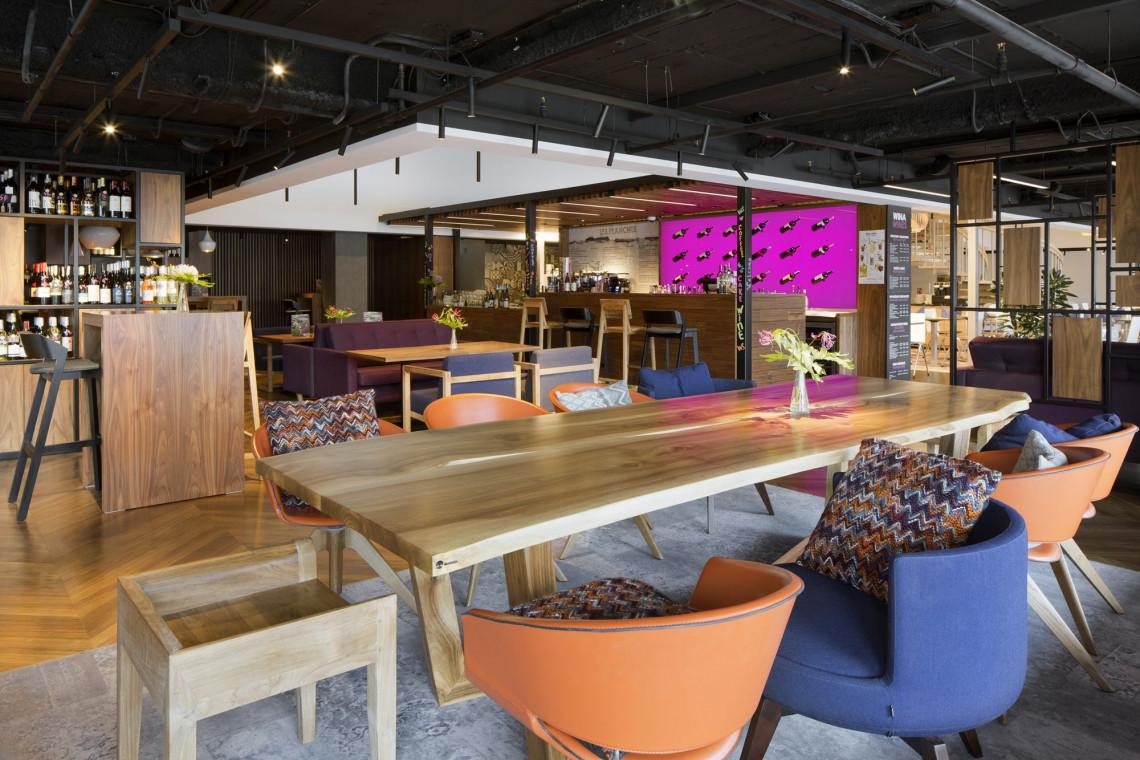 Tremend wyróżniony w Londynie. Doceniono design hotelu Novotel Poznań Centrum