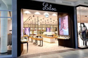 Eleganckie, klimatyczne i stylowe - takie jest wnętrze butiku Lilou w Silesia City Center