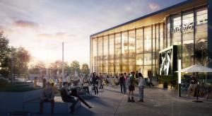 Oficjalnie otwarto wybudowany za 350 mln zł kompleks handlowo-rozrywkowy w Katowicach