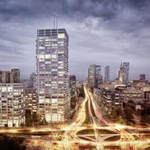 To się dzieje! Rusza budowa wieży Generation Park