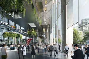 The Stack - pionowe miasto i manifest zrównoważonego rozwoju