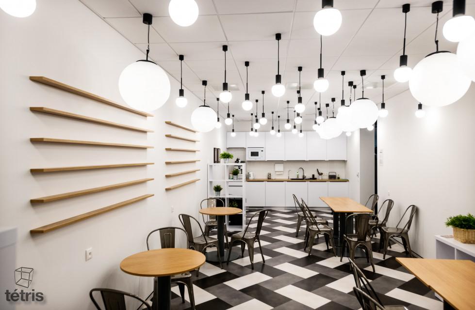 Oto najnowsze biuro Kantar w warszawskim Koneserze. Zaglądamy do środka