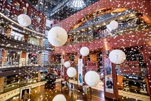 Czy w tym roku Święta będą białe? W Starym Browarze na pewno tak!